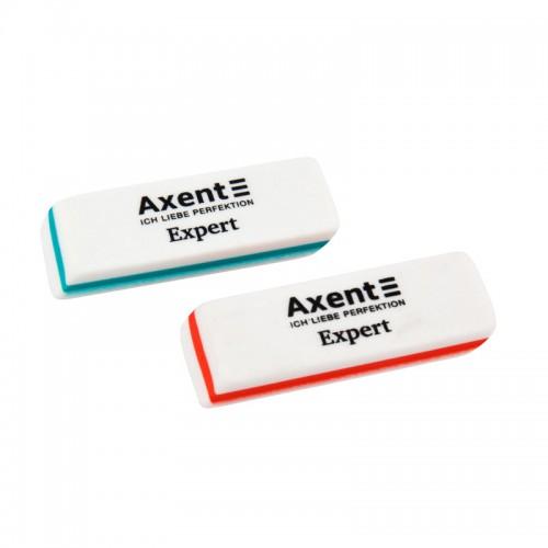 """Ластик """"Axent"""" EXPERT мягк. двухцв. арт.1186-А (30/2400шт)"""