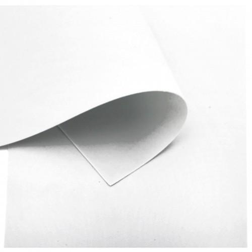 Фоамиран (21*30см) 1,0мм БЕЛЫЙ 10л (цена за 1л) арт.7036 (10/600л)