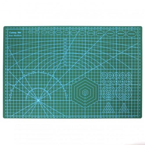 Коврик д/резки А3 самовосст.,разметочная сетка арт.3610 (1/50шт)