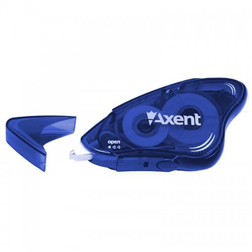 Коррект. роллер AXENT 5мм*8м синий корп. арт.7003-02-А (1/12/432шт)