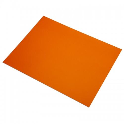 Бумага цветная Sirio 50*65см 240г/м2 ТЕМНО-ОРАНЖЕВЫЙ арт.07876 (1/25шт)