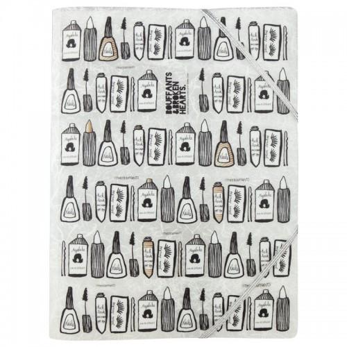 Папка на резинке А4+ AXENT пласт. BBH 07 арт.1509-07-А (1/12шт)