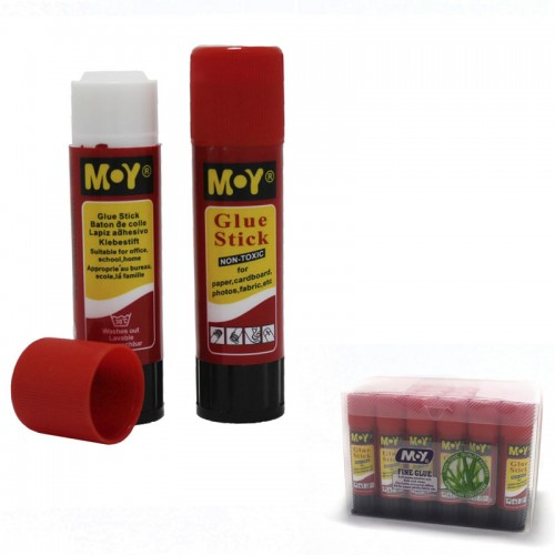 Клей-карандаш MOY 15гр арт.515 (24/720шт)
