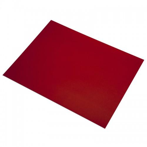 Бумага цветная Sirio 50*65см 240г/м2 ТЕМНО-КРАСНЫЙ арт.07880 (1/25шт)