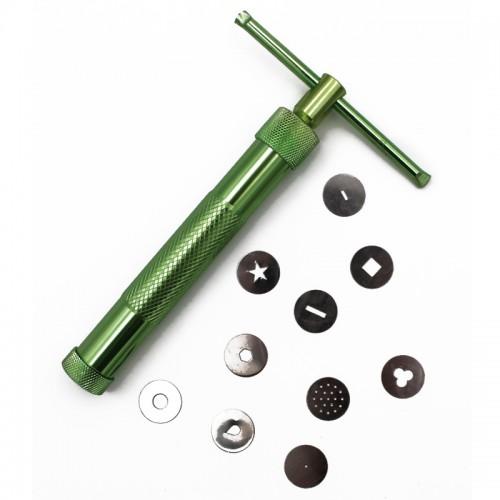 Экструдер д/полим. глины метал. с 20 насадк. арт.1134 (1/120наб)