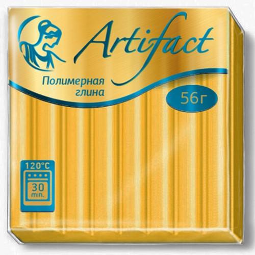 """Пластика """"Артефакт"""" ЖЕЛТЫЙ 56гр №131 арт.1791 (1/10шт)"""