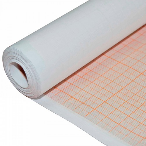Бумага масштабно-координатная  878*10м офсет арт.М-2169 (1/10рул)