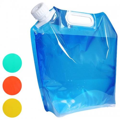Емкость д/воды мягк.  5л арт.171970 (1/100шт)