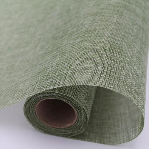 Сетка декор. (48см*4,5м) GREEN MINT арт.16-082 (1/50рул)