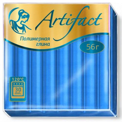 "Пластика ""Артефакт"" ГОЛУБОЙ 56гр №164 арт.7781 (1/10шт)"