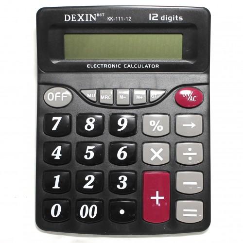Калькулятор 12 разр.20.3*16см арт.СН-111-12,KK-111-12