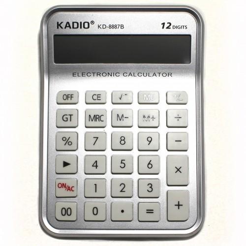 Калькулятор 12 разр.21,5*15,5см арт.KD-8887B