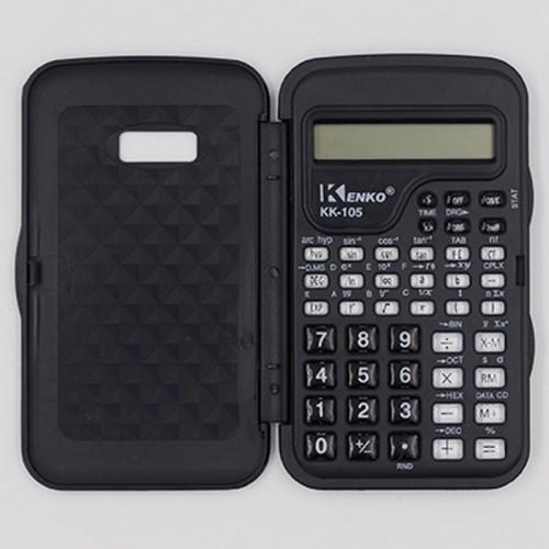 Калькулятор инженерный 10разр. 132*78 арт.КК-105 (1/300шт)