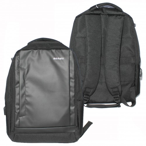 Рюкзак молодежн, с USB зарядкой  42*30*11см арт.12051 (1/20шт)