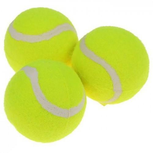 Мяч ТЕННИСНЫЙ набор 3шт арт.2517-5 (929) (1/80наб)