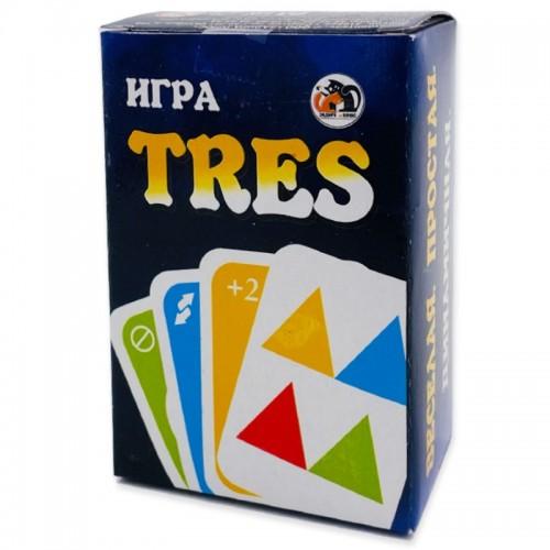 "Карточная игра ""TRES"" арт.КИ 5116, 3937"