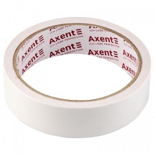 """Клейкая лента двухсторонняя """"AXENT"""" 24мм*10м арт.3101-А  (6/72шт)"""