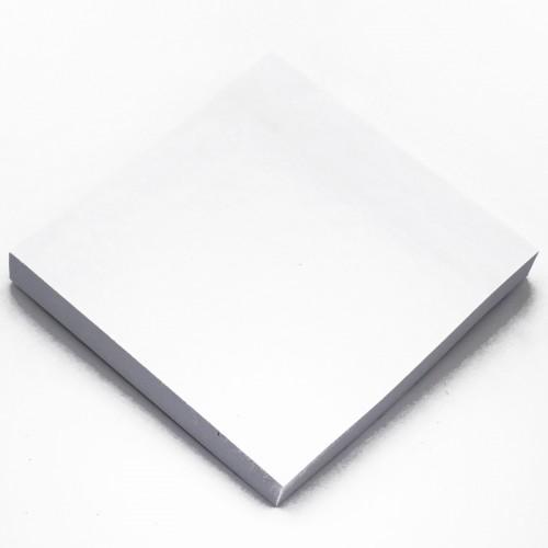 Блок c липк.слоем (76*76мм) 100л лин. БЕЛЫЙ арт.TZ3399 (1/12/288шт)
