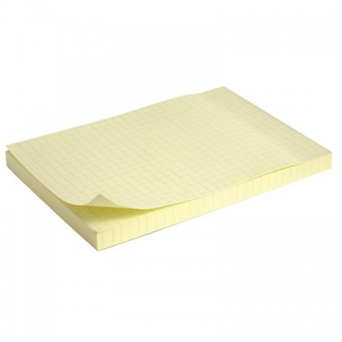 Блок бумаги с липк.слоем КЛЕТКА (100*150мм)100л.Axent арт.2330-02-A