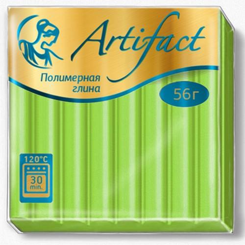 "Пластика ""Артефакт"" ЗЕЛЕНАЯ ХРИЗАНТЕМА 50гр №459 арт.М1333 (1/10шт)"