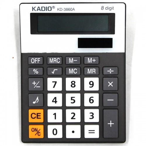 Калькулятор 12 разр.15*11см арт. KD-3860B(1/150шт)