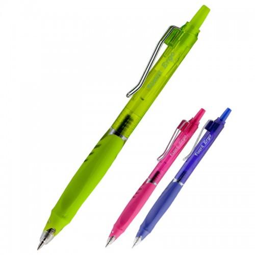 Ручка гелев. авт. ERGO & QUICK dry ink СИНЯЯ 0,5мм арт.AG1080-02-A (12/60/720шт)