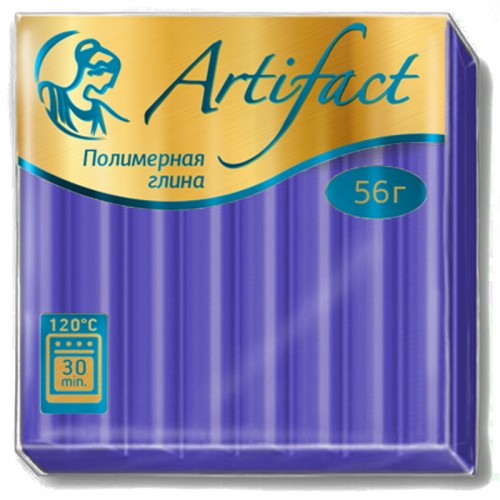 "Пластика ""Артефакт"" ГИАЦИНТ 50гр №472 арт.К6763 (1/10шт)"